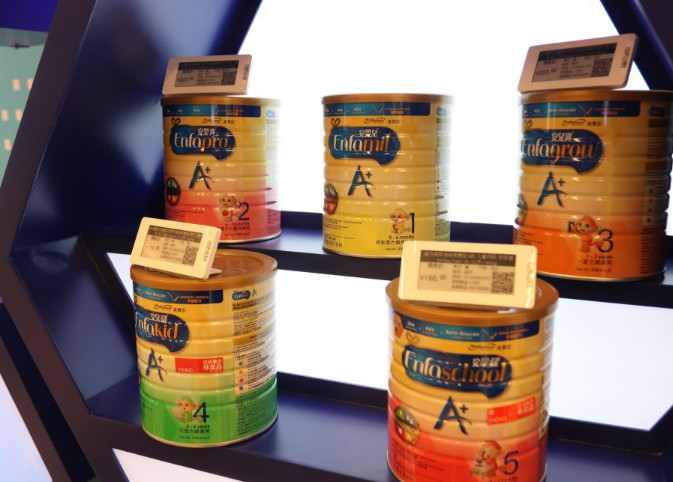 奶粉配方注册制落地,进口奶粉或迎最艰难时期