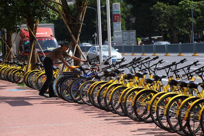 """中国共享单车""""出国潮""""背后的机遇和隐忧_O2O_电商报"""