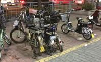 杭州叫停共享电动车 要求限期清理并退出市场