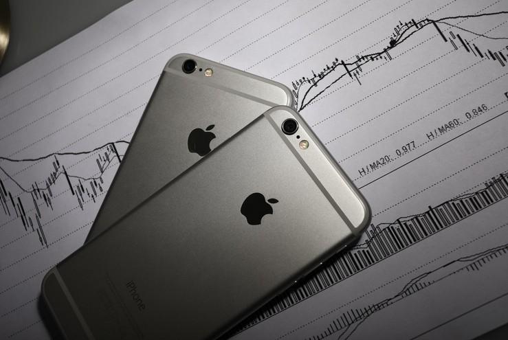 苹果推出新iPhone后股价连跌 市值已缩水约566亿美元_数据_电商报