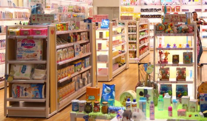 渠道分流严重 商超婴童货架吸引力下降_零售_电商报