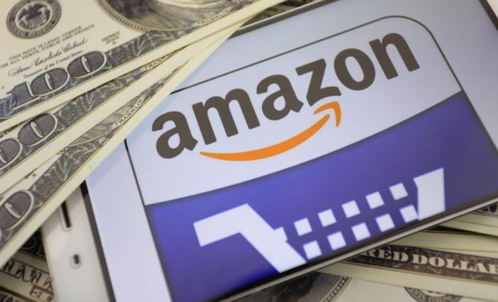 亚马逊市值有望迈过万亿美元 跃居成最有价值的上市公司_零售_电商报