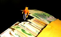 人民币中间价升破6.28  中美贸易摩擦成助推剂