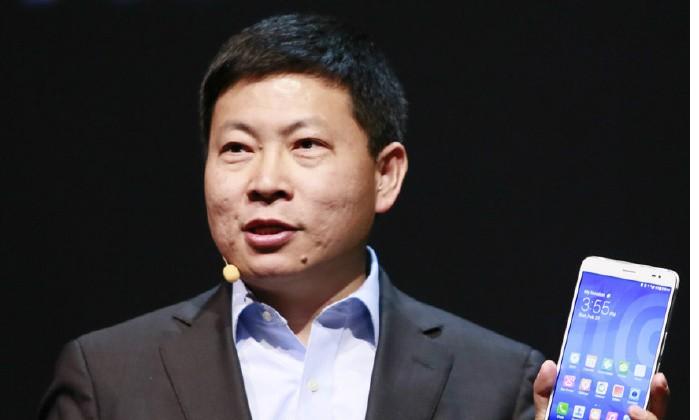 余承东:华为手机今年要全球第二_人物_电商报