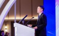 马云:企业家要有全局观、未来观和全球观