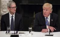苹果CEO库克:不赞成特朗普处理中美贸易问题的做法