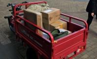 广州启动试点 对邮政快递行业末端配送车辆实行规范化管理