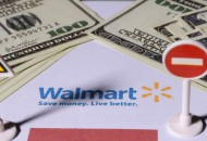 在线销售115亿美元  沃尔玛与科技公司联手对抗亚马逊