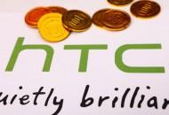 HTC:9月份营收4060万美元 不及去年同期五分之一