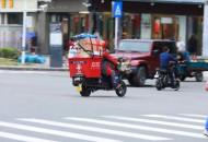 京东配送机器人进军高校 常态化运营仍为时尚早