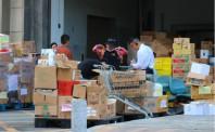 双11将至 菜鸟仓库已备好300多万吨货物