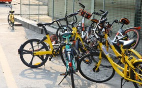 共享单车冲击自行车   捷安特销量已不到百万