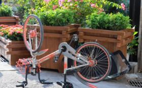 摩拜推出智能车吧 共享单车各寻出路
