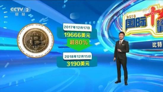 2018年金融大盘点:比特币跌下神坛_金融_电商报