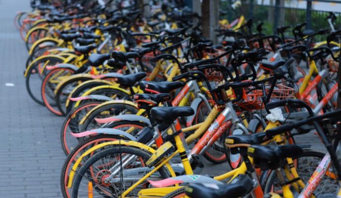 骑行季到来共享单车共同涨价 1小时收2.5元_O2O_电商报