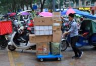 中国快递物流园区建设的现状和挑战