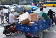 广州市:推广邮政快递专用电动三轮车规范化管理