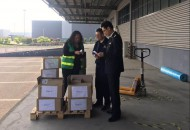 江苏宏坤开启南京一站式1210保税进口业务第一单