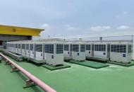 """海尔多联机在泰国高校筑起全球第280面""""海尔空调墙"""""""