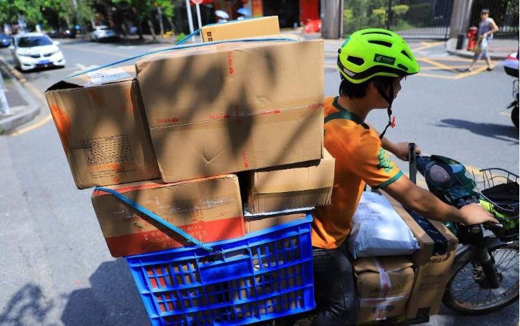 国家邮政局:5月中国快递发展指数为198.4_物流