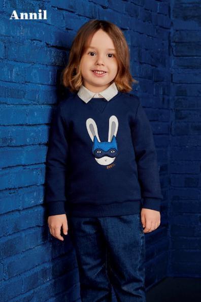与孩子一起邂逅复古未来,安奈儿童装品质尊享再升级_行业观察_电商报