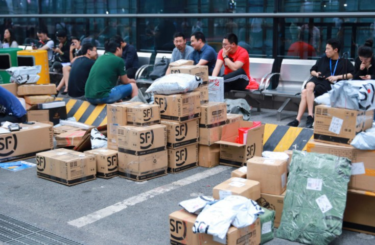 26年时间做到营收900亿,它成为中国最赚钱的快递公司_物流_电商报