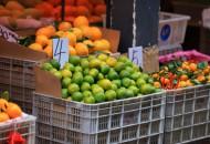 申通上线水果专用仓储物流中心