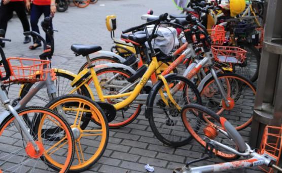 """深圳对共享单车行业举起""""失信名单""""大棒"""