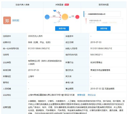 申通:未来三年投10亿研发技术_物流_电商报
