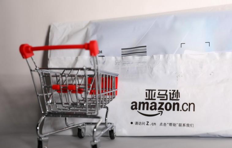 亚马逊测试用微型无人车送快递_物流_电商报