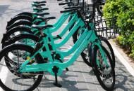 滴滴与武汉北斗合作推出共享单车V2.0  并联合投放新型青桔单车