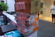 广州将建400个快递包装袋回收点 9月设立第一批