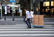 美国面包连锁店推快递组合服务 自营与第三方互补
