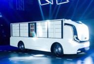 东风汽车发布Sharing Box无人驾驶智慧物流平台