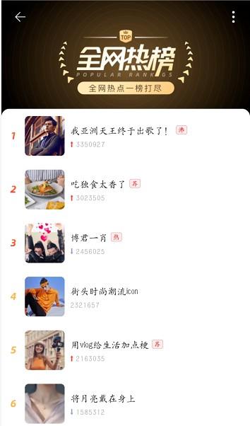 """淘宝上线""""热搜""""功能:根据热度实时更新_零售_电商报"""