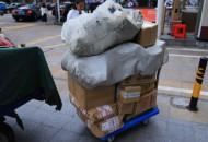 双11海量包裹即将来袭 快递包装污染仍需警惕
