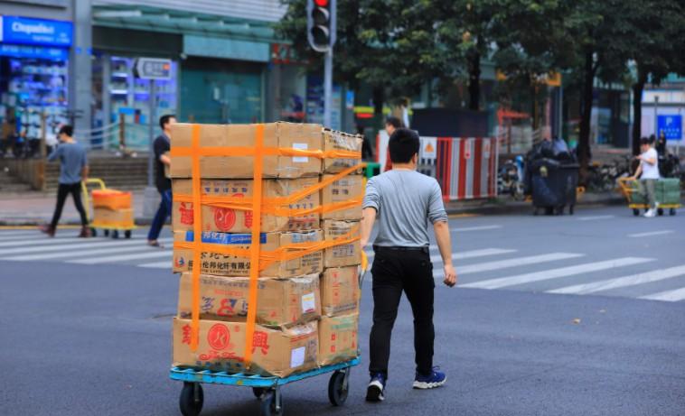 9月中国快递物流指数达103.4%  环比上升1.5%_物流_电商报