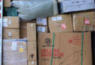 """""""十一""""全国揽收包裹近10亿件 快递员压力加剧"""
