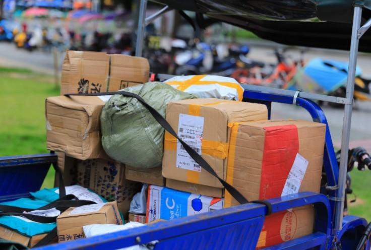 浙江湖州邮政管理局投放绿色快递分类回收箱166个