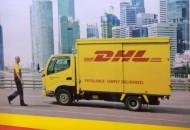 DHL快递首次亮相进博会 展示绿色物流方案