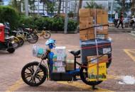 国家邮政局:今年快递量预计达600亿件,四分之一来自农村