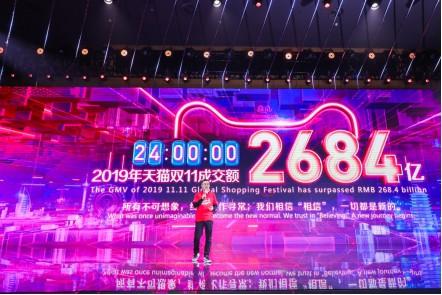 2019天猫双11再创里程碑 总交易额达2684亿元_零售_电商报