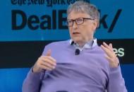 盖茨回应重返首富:我捐钱捐的不够快