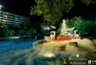 全球认证圣诞老人William空降华侨城洲际大酒店开启今冬圣诞梦幻奇缘