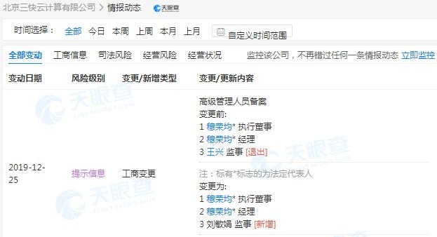 美团云注册资本暴增至8.7亿元 王兴实控_O2O_电商报