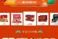 京东超市年货节老字号卖火了!饼干蛋糕销售额同比增长 450%