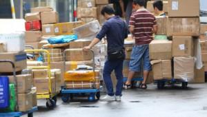 今日盘点:中国快递业务量连续6年居全球首位