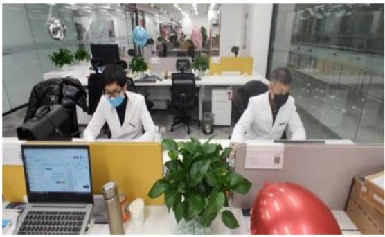 抗击疫情、共同面对 京东健康提供免费心理疏导服务