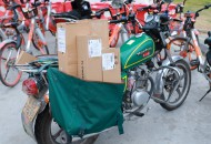 天津:所有快遞物品統一由小區組織安排消毒后領取