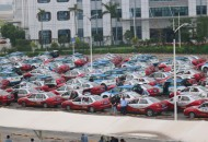 文远知行自动驾驶出租车报告:首月完成8396个订单